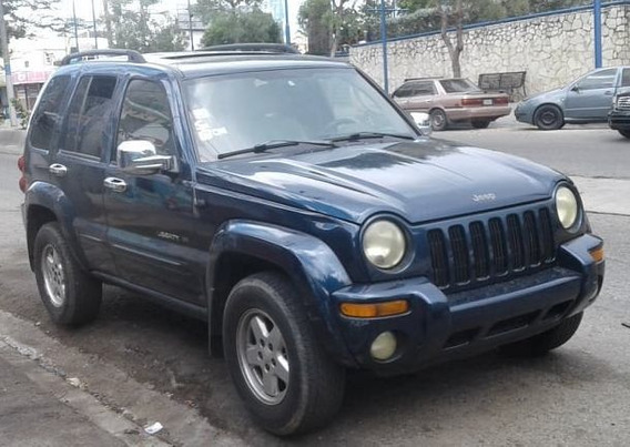 Jeep Liberty 2003 De Oportunidad