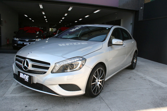 Mercedes-benz A200 1.6 Urban Turbo 5p 2014