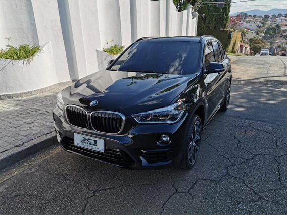 Bmw X1 2.0 Xdrive25i Sport Active Flex 5p Ano 2019