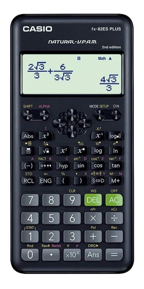 Calculadora Casio Fx-82es Plus Científica Original