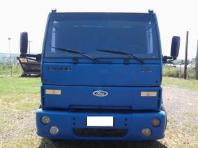 Ford Cargo 1717 6x2 Truck Carga Seca Guarda Baixa