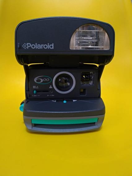 Vintage Camera Polaroid 600