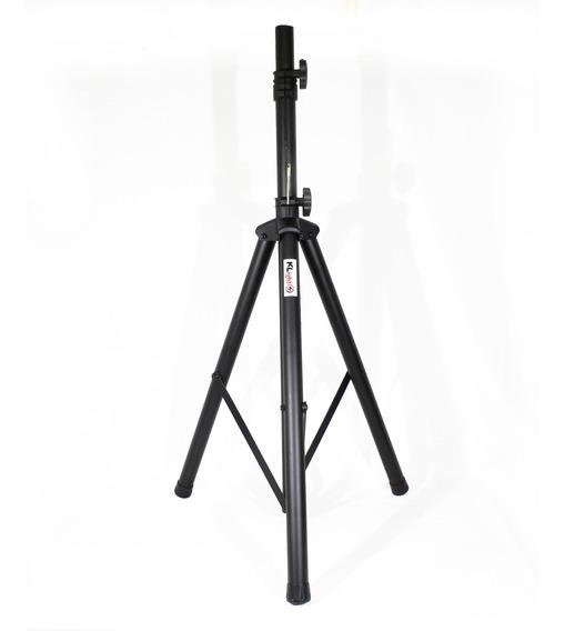Pedestal Suporte Tripe Caixa De Som Trava Em Aco 50kg Klight