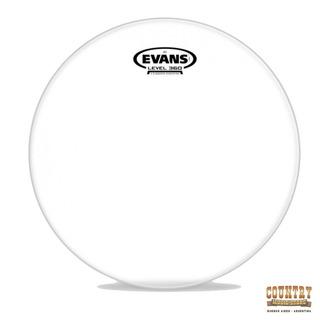 Parche Bateria Percusion Evans 14´´ Capa Simple Tt14g1 Trans