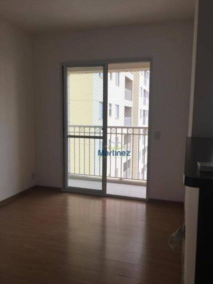 Apartamento Com 2 Dormitórios Para Alugar, 63 M² Por R$ 2.000/mês - Mauá - São Caetano Do Sul/sp - Ap0939