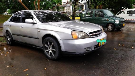 Chevrolet Epica Chevrolet Epica