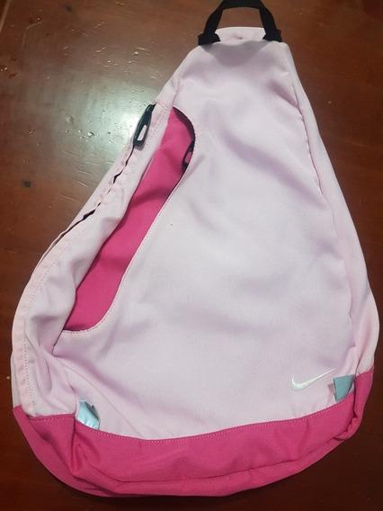Mochila Feminina Nike Rosa