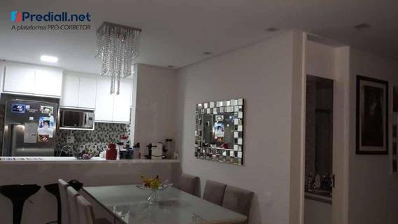 Apartamento Com 2 Dormitórios À Venda, 64 M² Por R$ 400.000 - Morumbi - São Paulo/sp - Ap4162