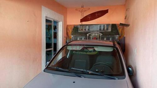 Imagem 1 de 5 de Casa Com 4 Dormitórios À Venda, 127 M² Por R$ 418.000 - Parque Brasil - Bragança Paulista/sp - Ca5699