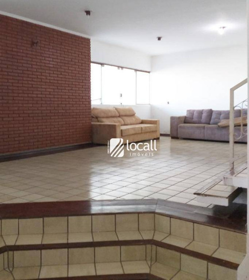 Casa Com 3 Dormitórios À Venda, 320 M² Por R$ 780.000 - Jardim Dos Seixas - São José Do Rio Preto/sp - Ca2004