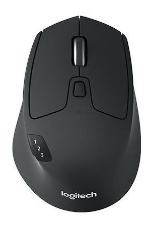 Mouse Logitech M720 Triathlon 910-004790 Preto