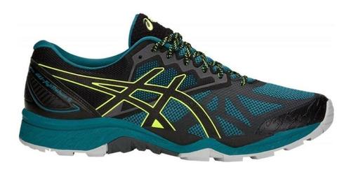 Green - 9.5 - Zapato Asics Gel Fujitrabuco 6 Hombre