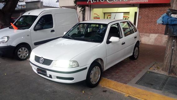 Volkswagen Gol 1.6 Comfortile 5ptas