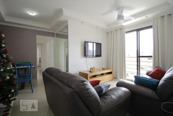 Apartamento Para Aluguel - Quitaúna, 3 Quartos, 76 - 893011845