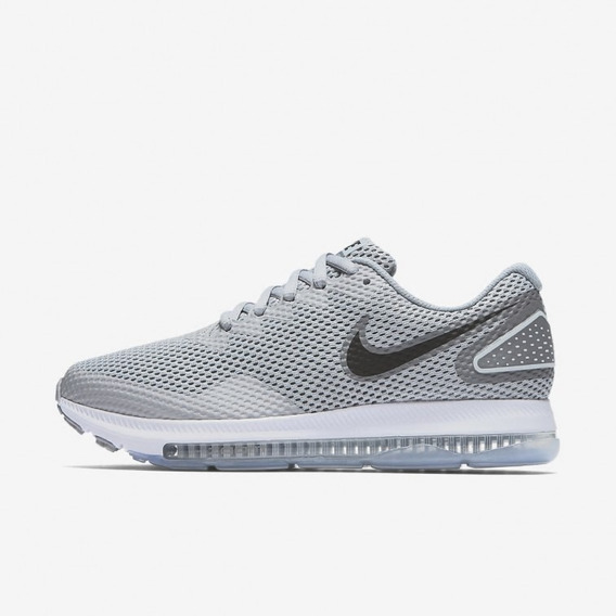 Tênis Nike Zoom All Out Low 2 Lobo Cinza Branco Aj0036 005