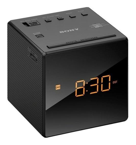 Reloj Sony De Mesita Con Radio Y Despertador Tienda Física
