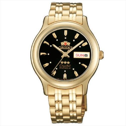 Reloj Automático Orient Dorados 100% Tecnologia Japoneza