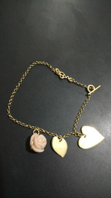 Pulseira Love Mycollection H.stern Hstern Ouro Amarelo