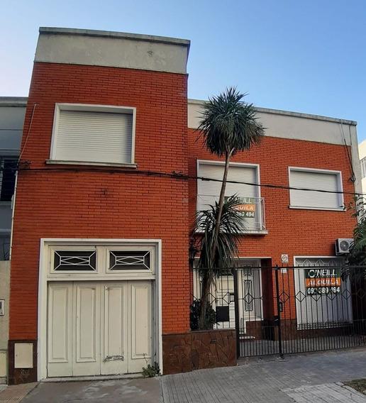 Alquiler Casa Punta Carretas Acepta Oficinas O Consultorios.