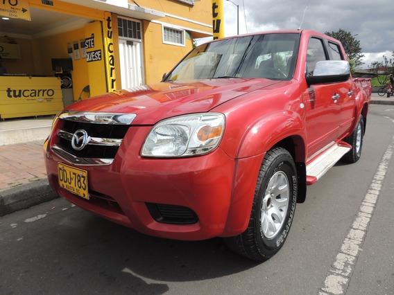 Mazda Bt-50 2.600cc 4x4 Mt Aa Fe