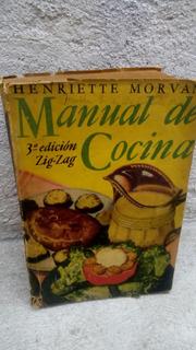Manual De Cocina 1940 , 338 Paginas
