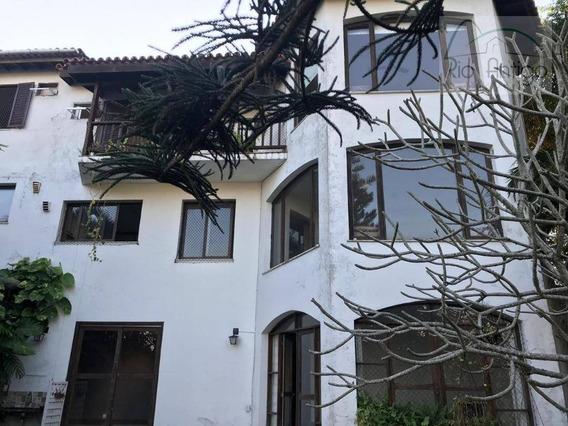 Casa - Rua Engenheiro Del Castillo - Aluguel - Joá - Ca0103