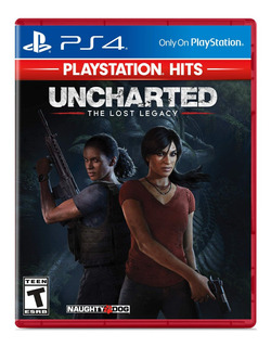 ..:: Uncharted The Lost Legacy ::.. Para Ps4 A Meses Sin Int