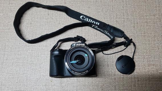 Câmera Semiprofissional Sxh510 Canon