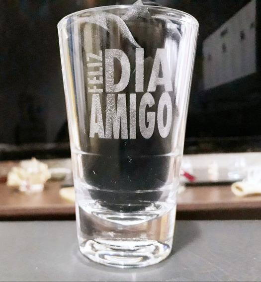 Shot Tequila Chupito 100ml Souvenir Grabado Laser X12 Regalo