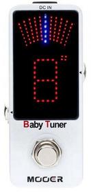 Pedal Afinador Mooer Mtu1 - Baby Tuner