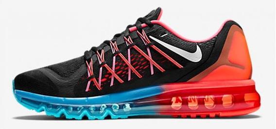 Zapatillas Nike Air Max 2017 !! Unicas! Edicion Limitadas !!