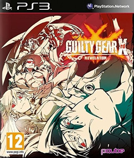 Guilty Gear Xrd Revelator ~ Ps3 Digital