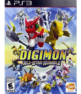 Digimon All-star Rumble.-ps3