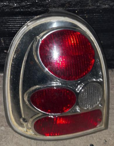 Imagen 1 de 1 de Stop Luz Trasera Chevrolet Corsa 2 3 Puertas Cromados (par)