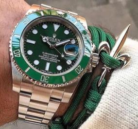 Relógio Rolex Submariner Automático Novo Prova D