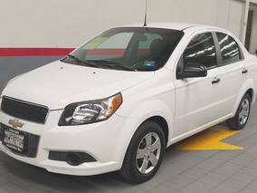 Chevrolet Aveo Sedan 4p Ls L4/1.6 Man