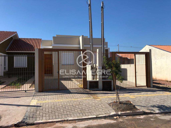 Casa Com 2 Dorms, Olaria, Canoas - R$ 175 Mil, Cod: 1312642 - V1312642