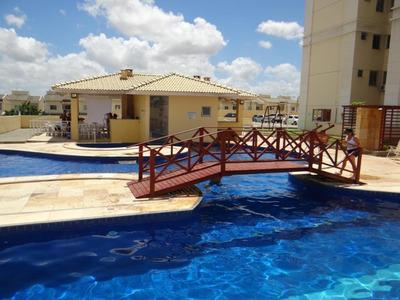 Apartamento Com 3 Dormitórios À Venda, 73 M² Por R$ 340.000 - Messejana - Fortaleza/ce - Ap3744