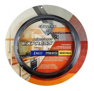 Empaque Ekco Olla Expres Presion Diametro Exterior 24 Cm