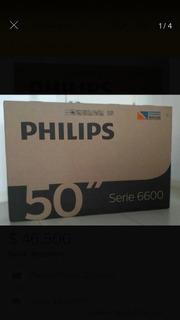 Smart Tv 50 4k Uhd Philips