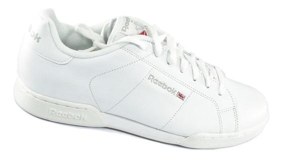 Tenis Reebok Npc Classics Blanco