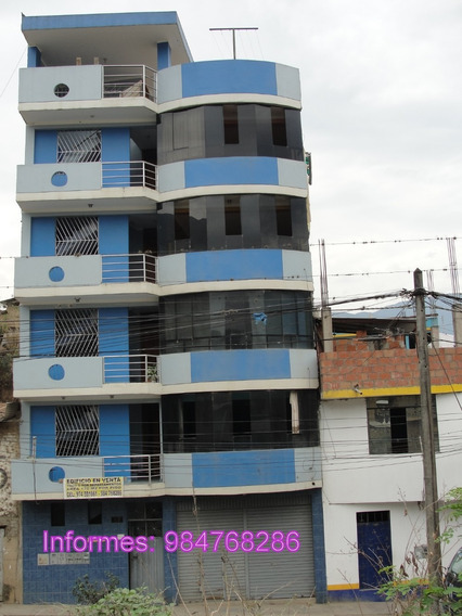 Alquiler Departamentos Independientes Edificio Quillabamba