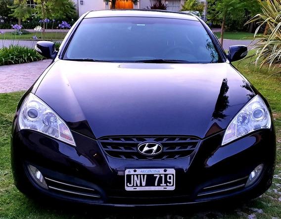 Hyundai Génesis 2.0 T Manual