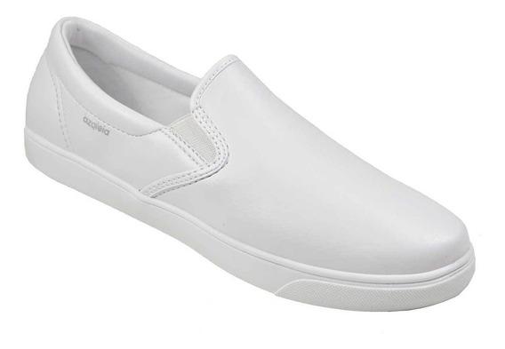 Tenis Azaleia Branco Confortável