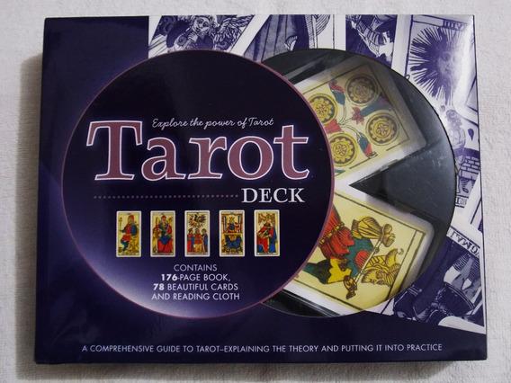 Kit Importado Tarot Deck Bounty Books Uk