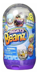 Mighty Beanz 8 Beanz Al Interior
