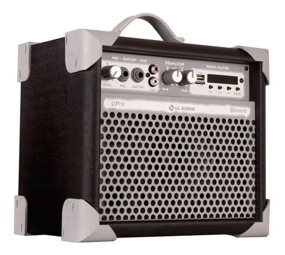 Caixa Multiuso Ll Audio Up! 5 Bk Bluetooth/fm/usb/sd