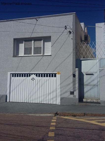 Casa No Centro - Jundiaí - Ca02656 - 34190347