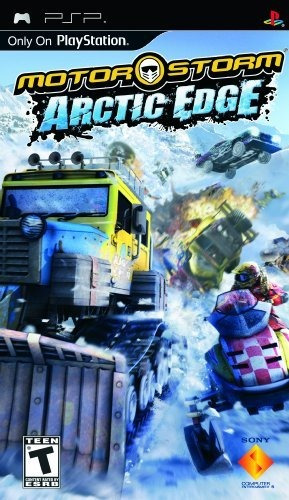 Motorstorm Arctic Edge Sony Psp - $ 87.990 en Mercado Libre