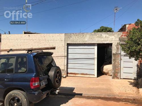 Terreno À Venda, 300 M² Por R$ 100.000,00 - Recanto Do Sol - Anápolis/go - Te0020